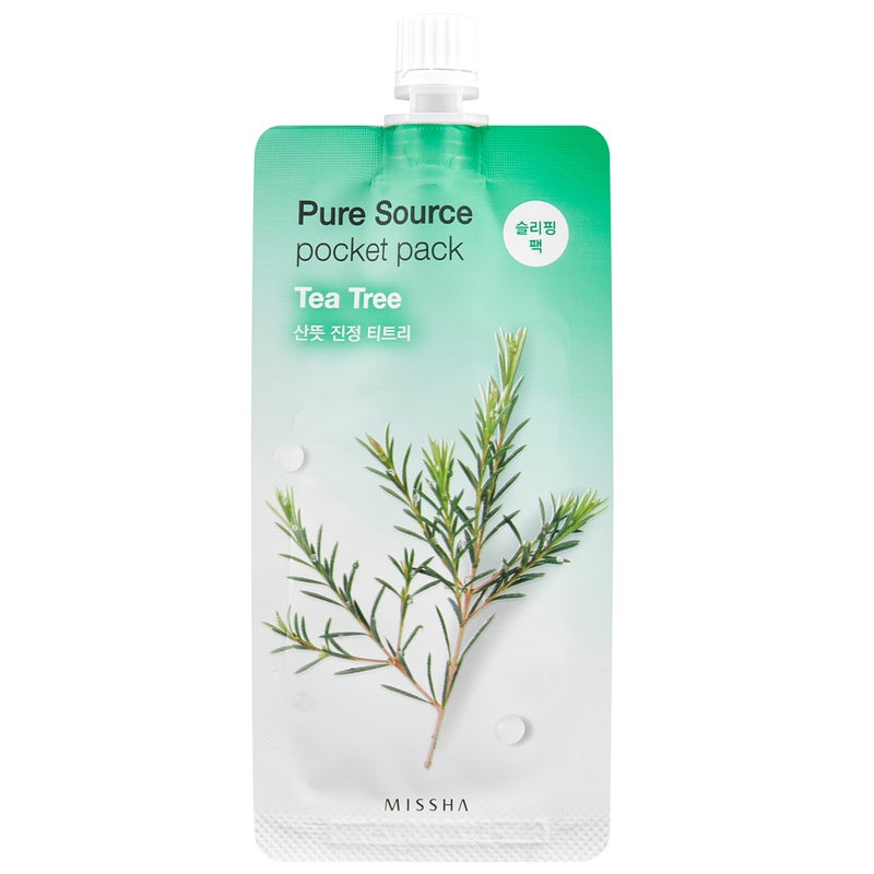 MISSHA Pure Source Pocket Pack (Tea Tree)