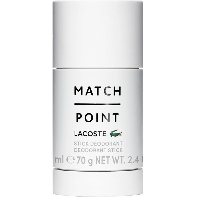 Lacoste Match Point Deo Stick