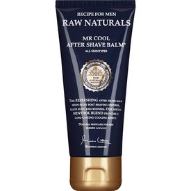 Raw Naturals by Recipe for Men Mr Cool After Shave Balm