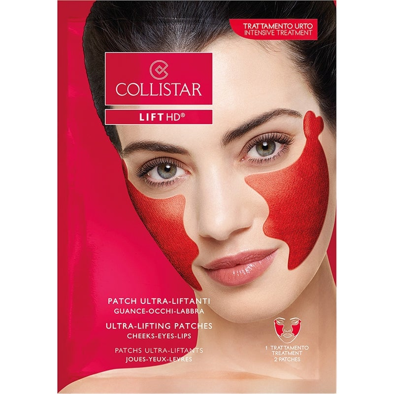 Collistar Ultra Lifting Patches - Cheeks Eyes Lips