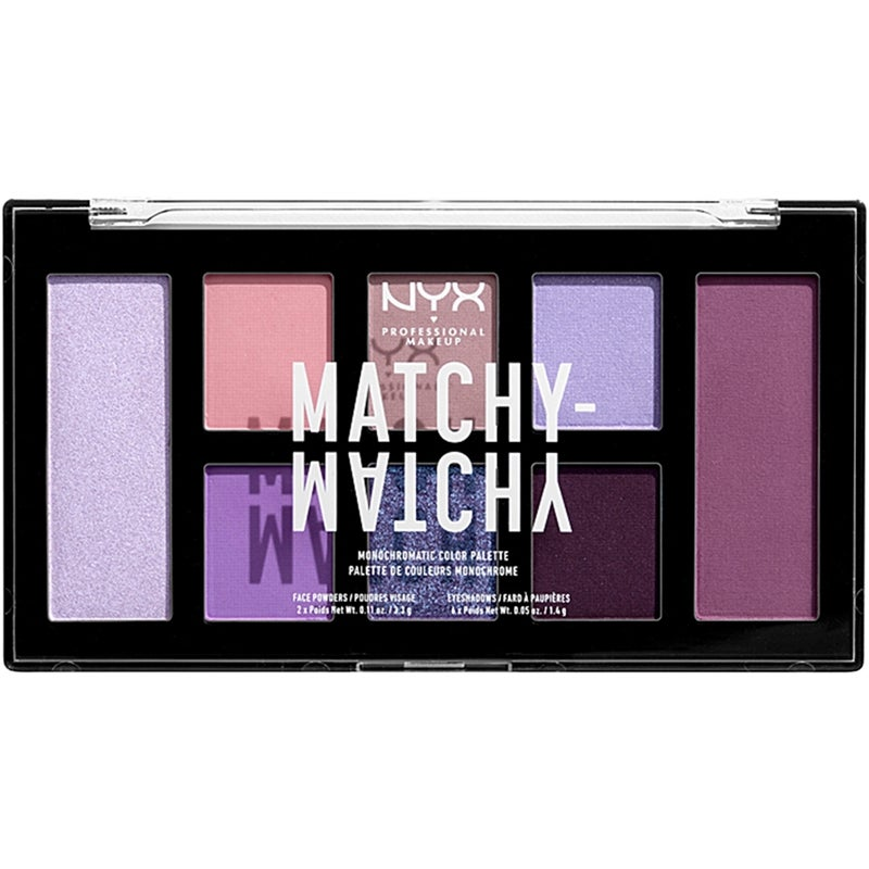 NYX Professional Makeup Matchy Matchy Monochromatic Color Palette
