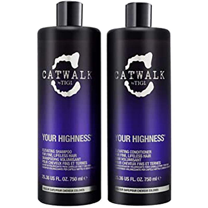 TIGI Catwalk Your Highness Duo