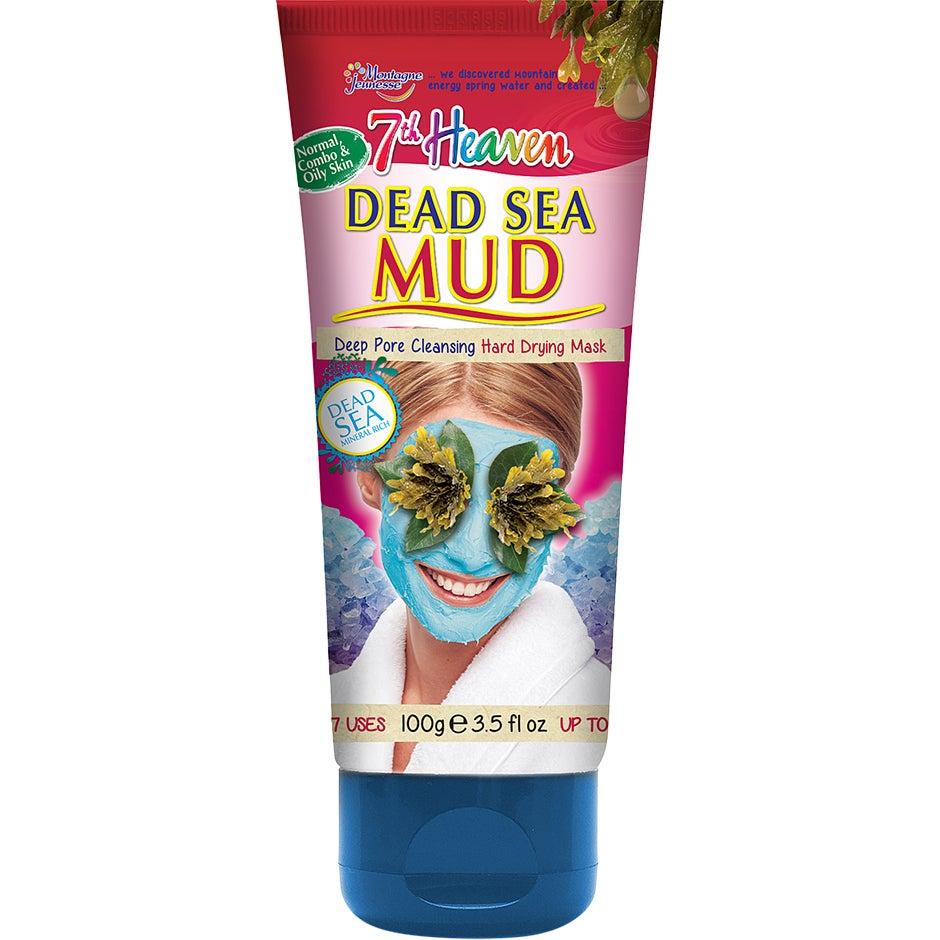 Bilde av Kjøp Dead Sea Mud, 100 Ml 7th Heaven Ansiktsmaske Fri Frakt