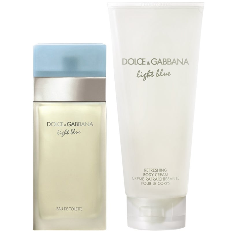Dolce & Gabbana Light Blue Duo