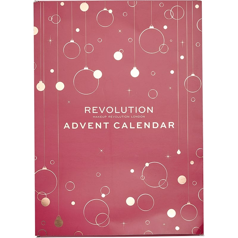 Makeup Revolution Revolution Advent Calendar