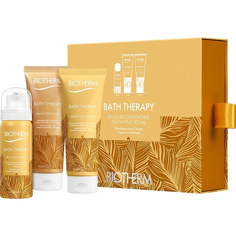 Bath Therapy Delighting Blend Discovery Set