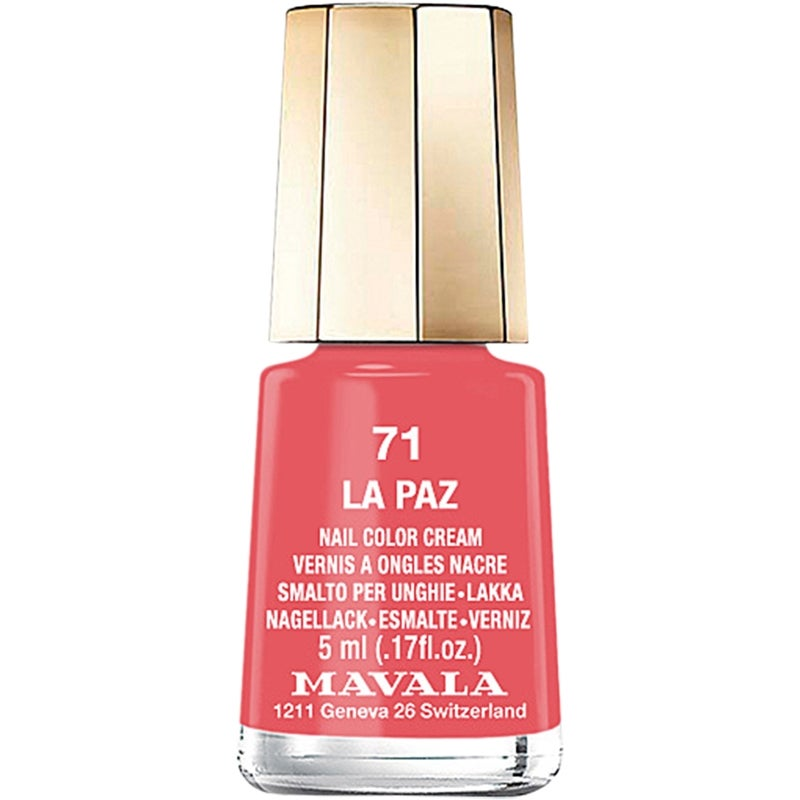 Nail Color Cream