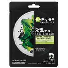 SkinActive Charcoal Tissue Mask