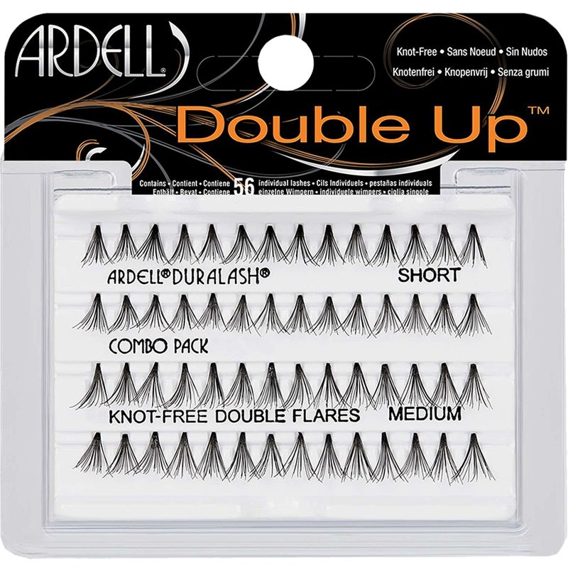 Ardell Double Up Individuals Knot-free Combo-pack