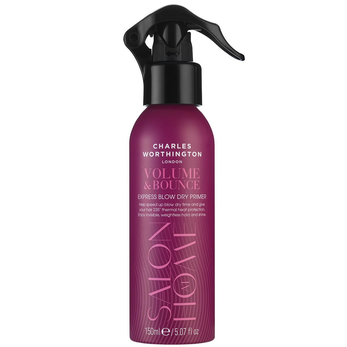 Charles Worthington Volume & Bounce Blow Dry Primer