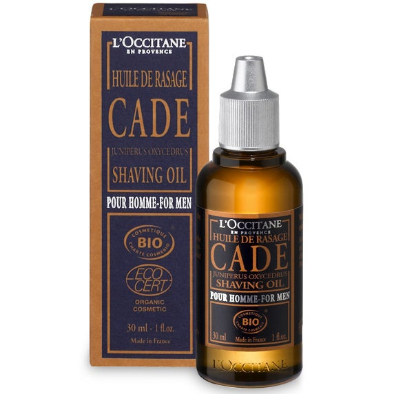 L'Occitane Cade Shaving Oil