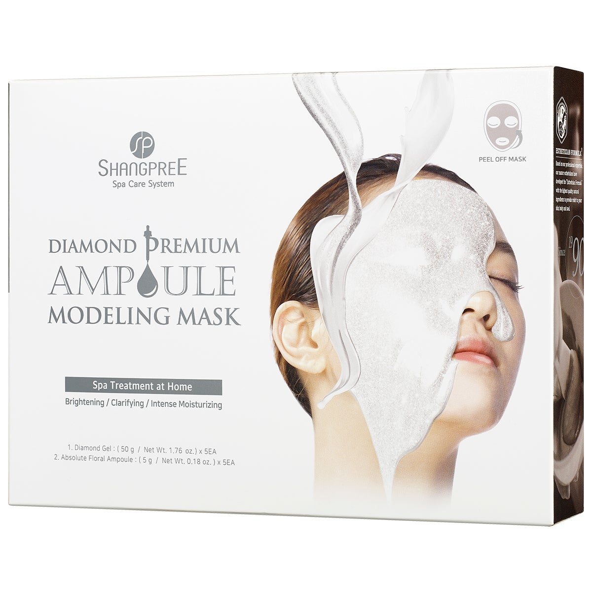 Shangpree Diamond Premium Ampoule Modeling Mask