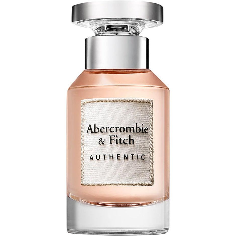 Bilde av Kjøp Authentic Women, Edp 30 Ml Abercrombie & Fitch Parfyme Fri Frakt