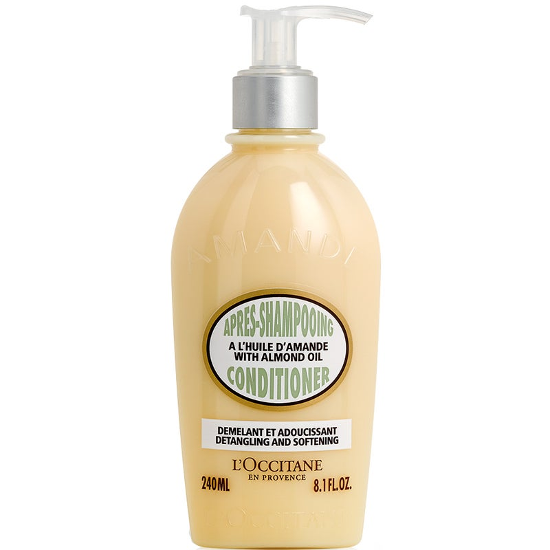 L'Occitane Almond conditioner