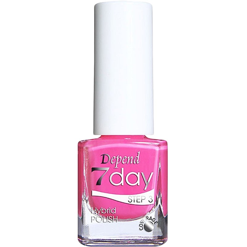 Depend 7 Day Hybrid Polish Beat It Collection