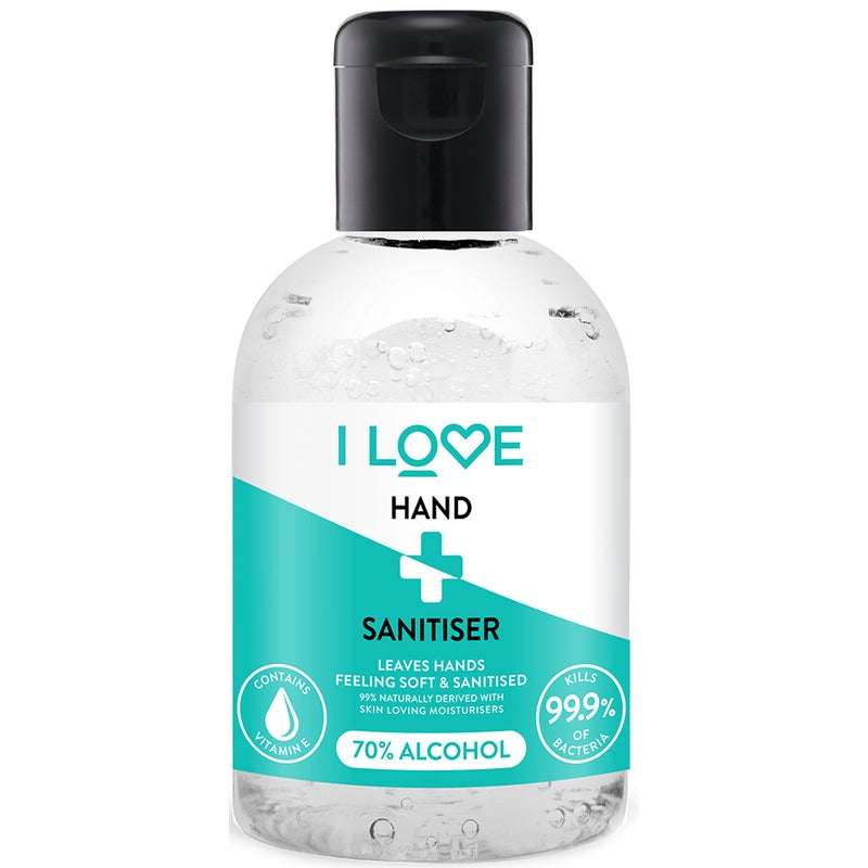 I love… Hand Sanitiser