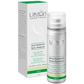 Lavilin Lavilin 72h Deodorant Spray- Sport with probiotics