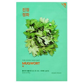 Holika Holika Pure Essence Mask Sheet - Mugwort
