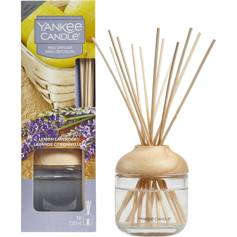 Yankee Candle Reed Diffuser - Lemon Lavender