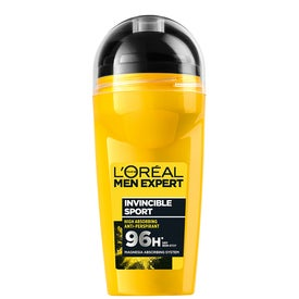 L'Oréal Paris Men Expert Deo 96 H Invincible Sport Dry Non-Stop Roll-on