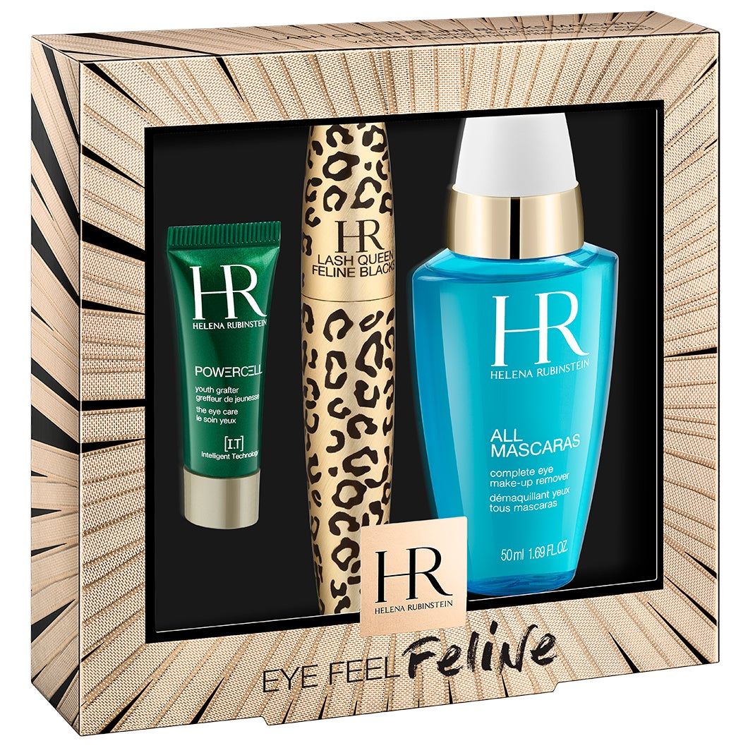 Helena Rubinstein Feline Blacks Mascara Set