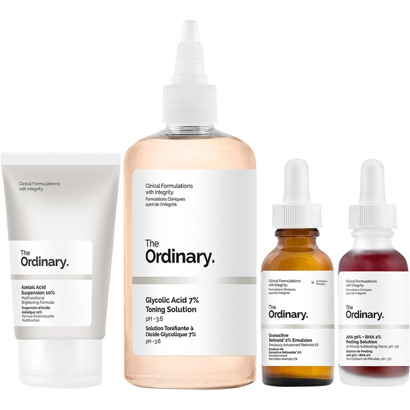 The Ordinary. Even Skin Texture