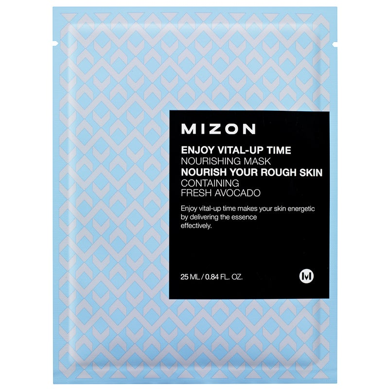 Mizon Enjoy Vital-up Time Watery Moisture Mask GWP