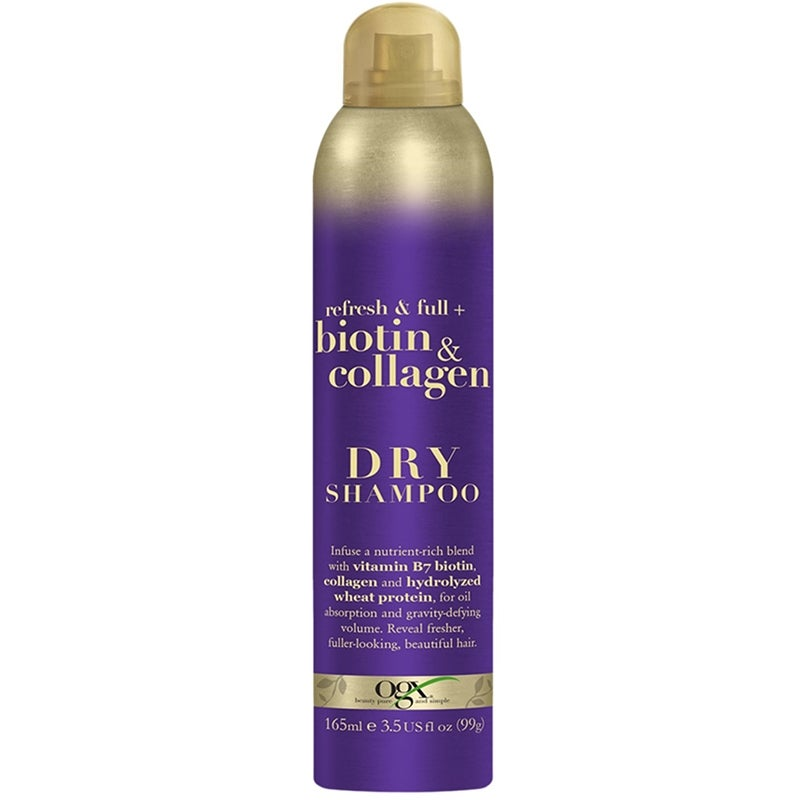 Biotin & Collagen Spray Dry Shampoo