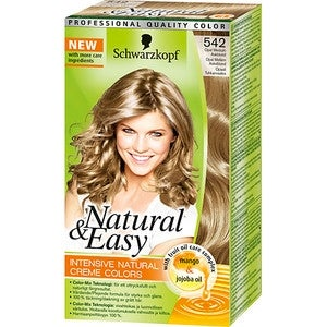 Schwarzkopf Natural & Easy 542 Opal Medium Askblond