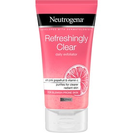 Neutrogena Neutrogena Refreshingly Clear Daily Exfoliator