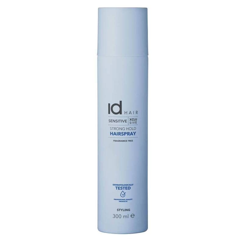 IdHAIR Sensitive Xclusive Strong Hold Hairspray
