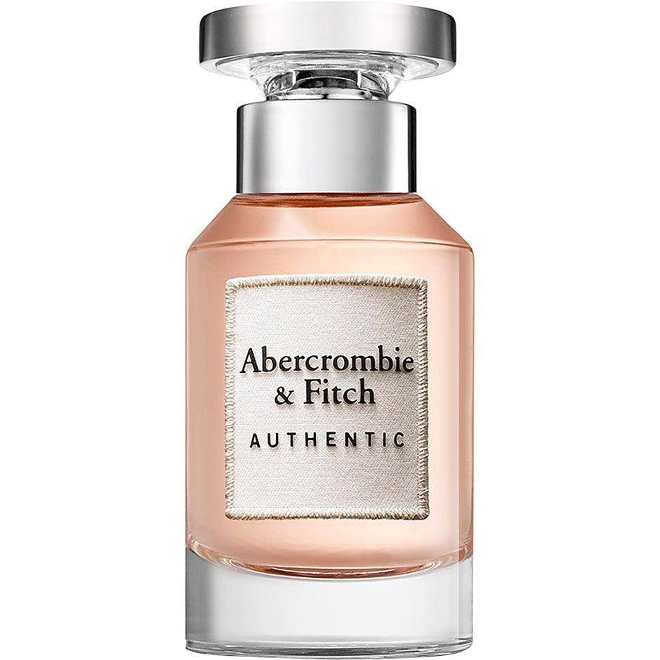 Bilde av Kjøp Authentic Women, Edp 50 Ml Abercrombie & Fitch Parfyme Fri Frakt