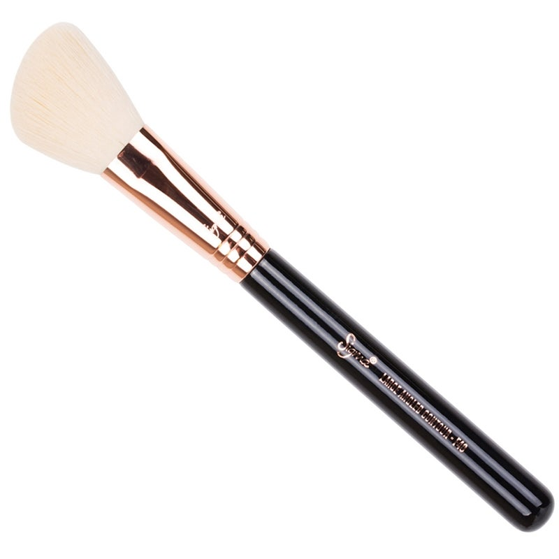 Large Angled Contour Brush - F40 Copper