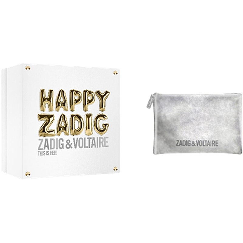 Zadig & Voltaire This is Her! Gift Set 2018