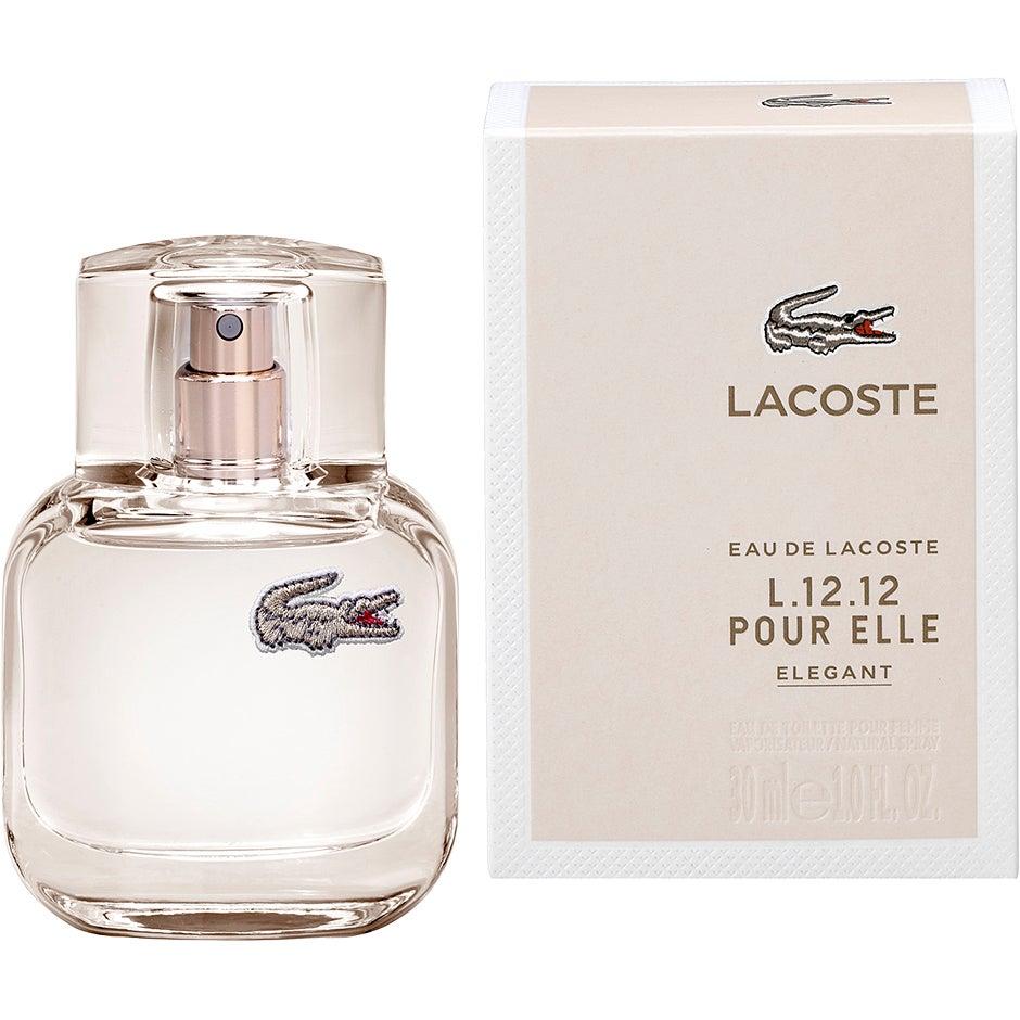 L.12.12 Elle Elegant EdT  30ml Lacoste Parfyme Lacoste