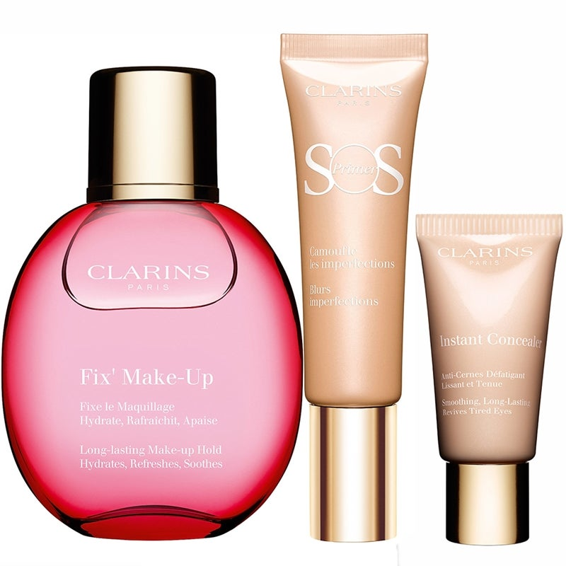 Clarins Flawless Corrective Base Makeup