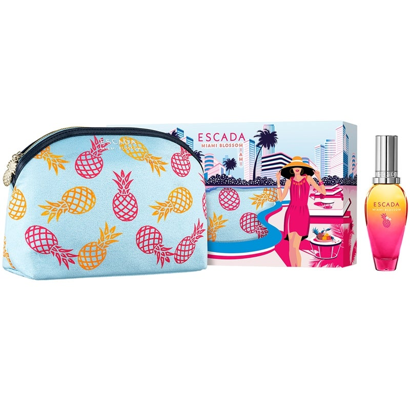 Escada Miami Blossom Gift Set