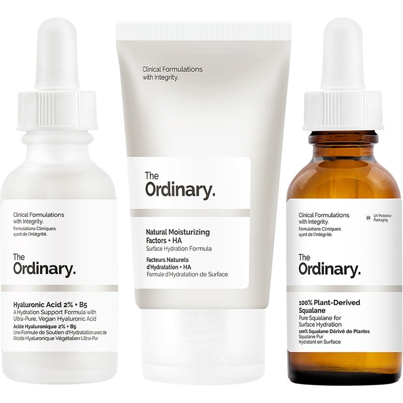 The Ordinary. Dehydration