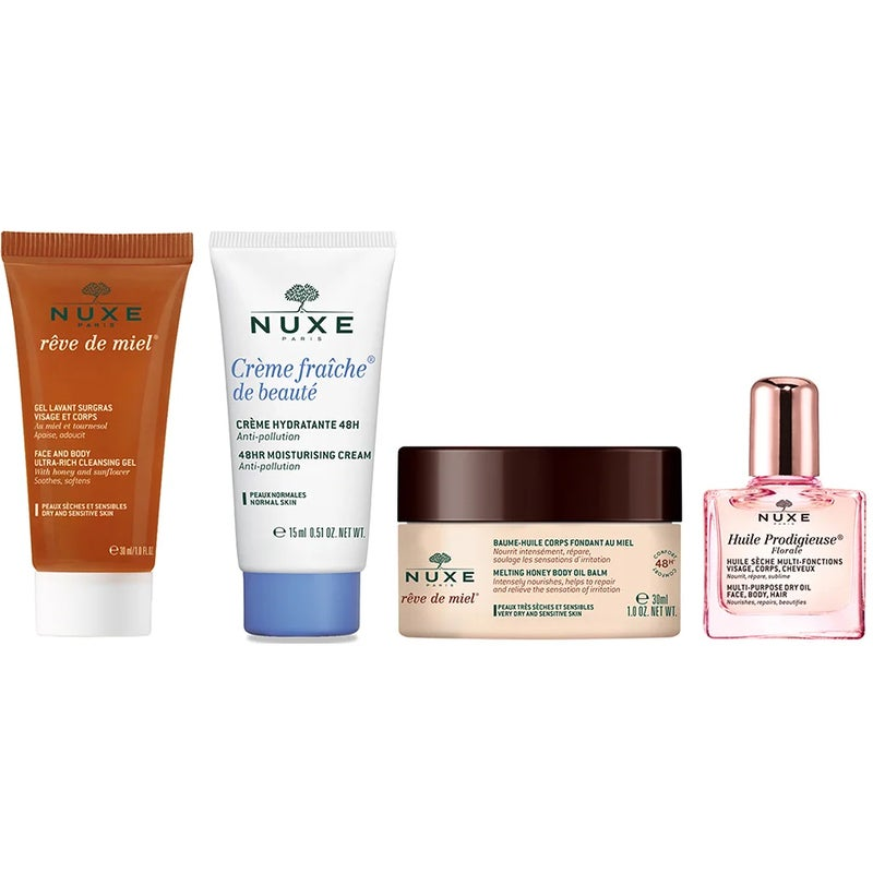 Nuxe Skincare Classic Gift