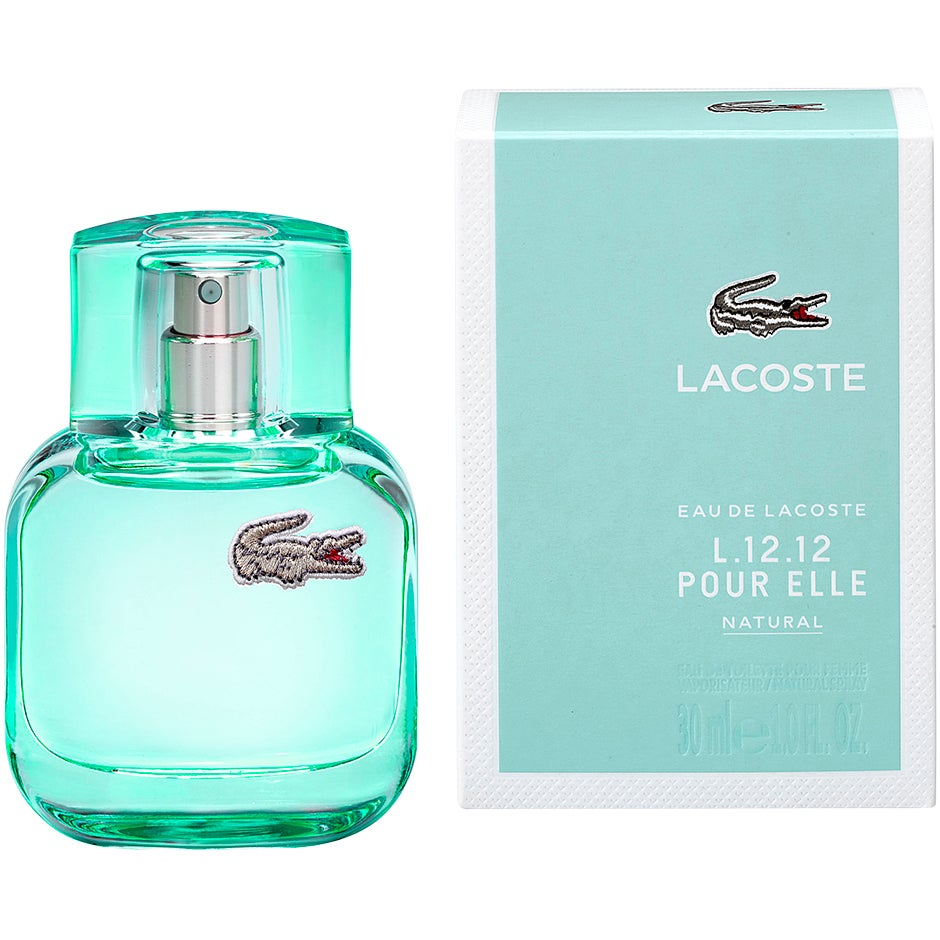 L.12.12 Elle Natural EdT  30ml Lacoste Parfyme Lacoste