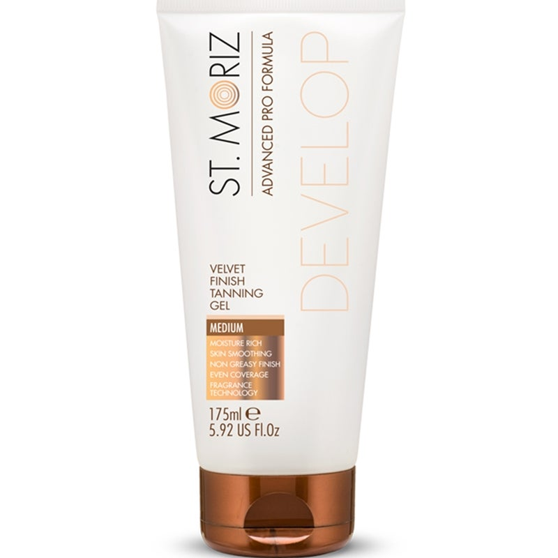 St Moriz Advanced Pro Tanning Gel Medium