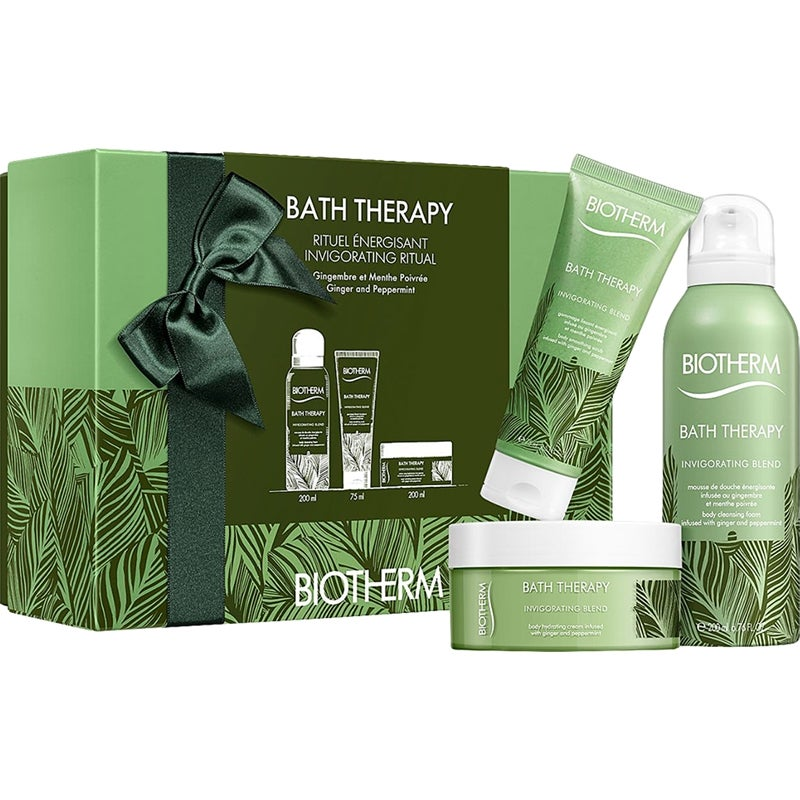 Bath Therapy Invigorating Blend Large Set