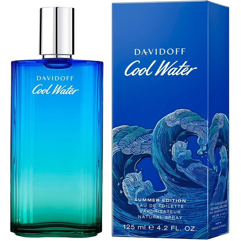 Davidoff Cool Water Man Summer Edition