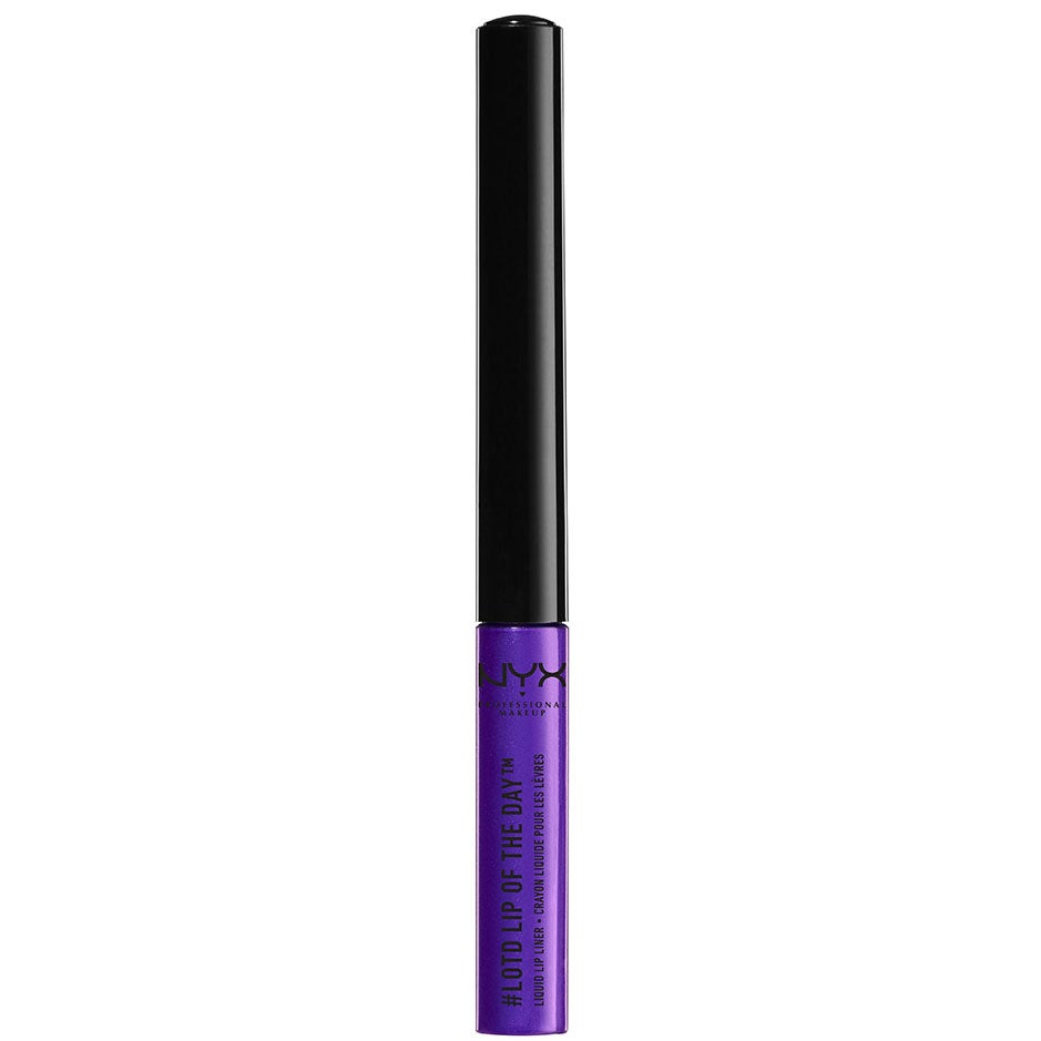 NYX Professional Makeup #LOTD Lip Of The Day Liquid Lip Liner