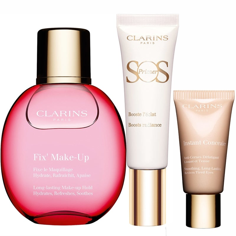 Clarins Flawless Dewy Base Makeup