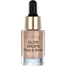 IsaDora Glow Drops Face & Body Golden Edition