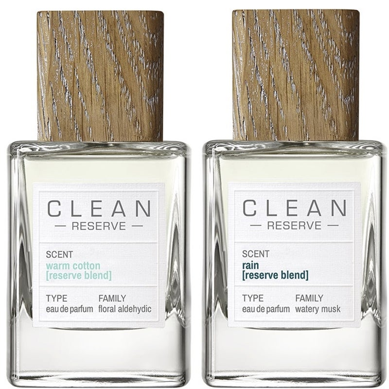 Clean Warm Cotton & Rain Reserve Blend