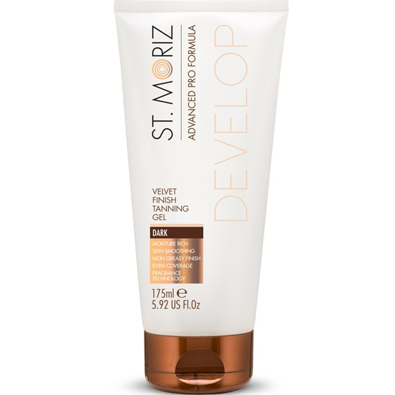 St Moriz Advanced Pro Tanning Gel Dark