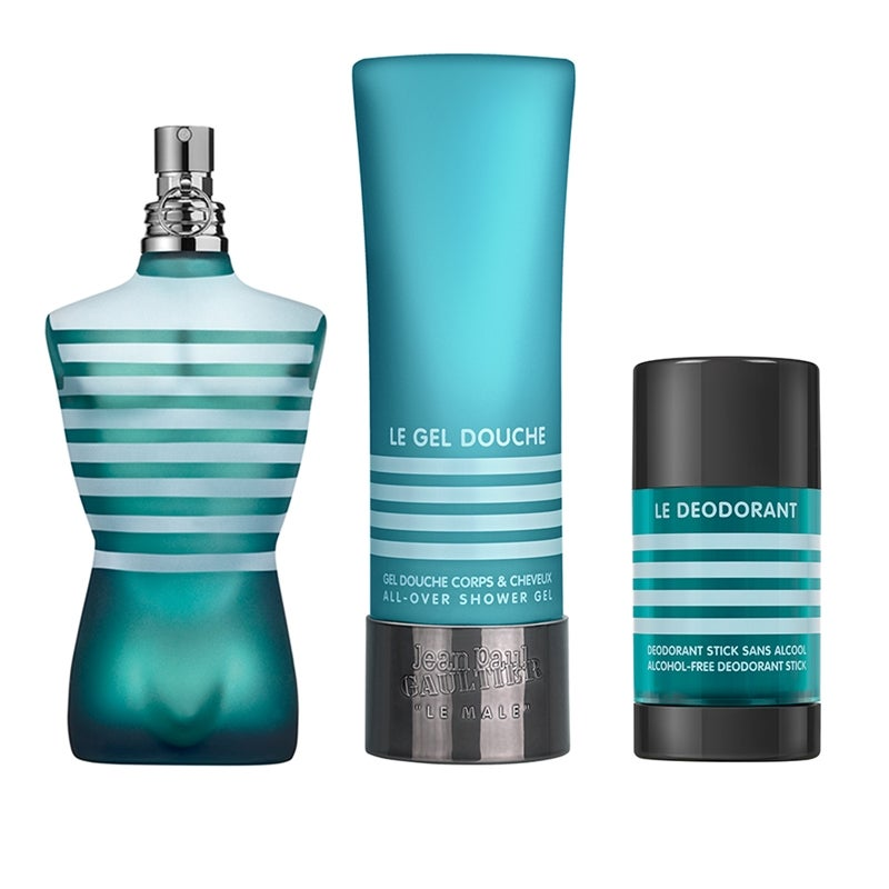 Jean Paul Gaultier Le Male Trio