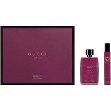 Gucci Guilty Absolute Pour Femme Gift Set
